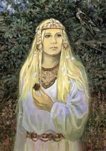 skönhetens gudinna